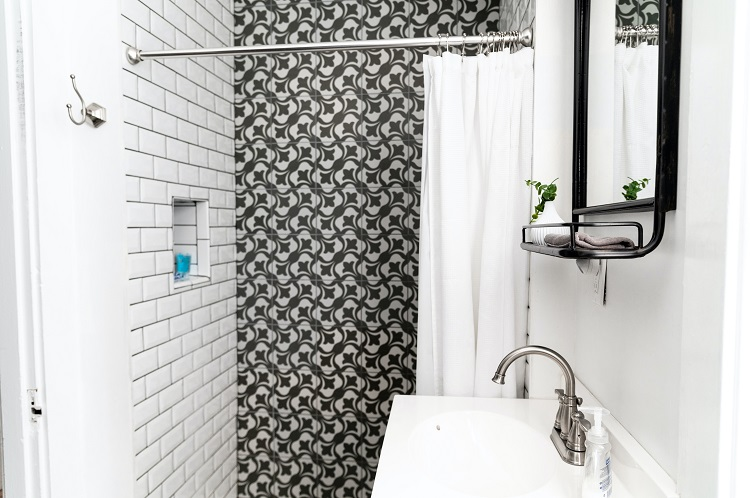 bathroom shower tiles