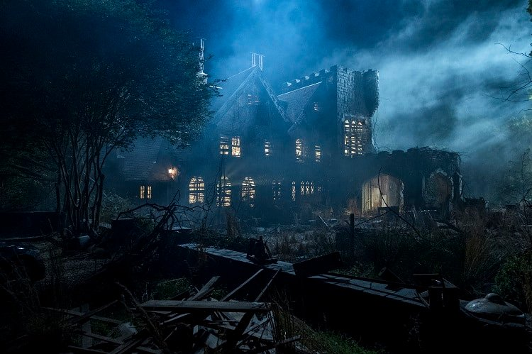 The House in The Haunting of Hill House.