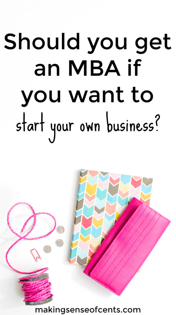 Should you get an MBA if you want to start your own business? Is it a need? Or, can a person start a business without a college degree?