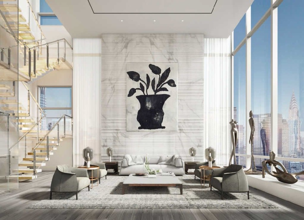 Flatiron District penthouse for sale in New York City on Trulia